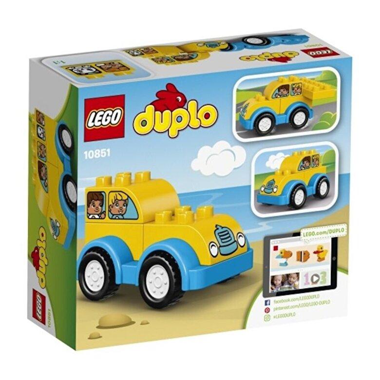 LEGO - LEGO DUPLO, Primul meu autobuz 10851 -
