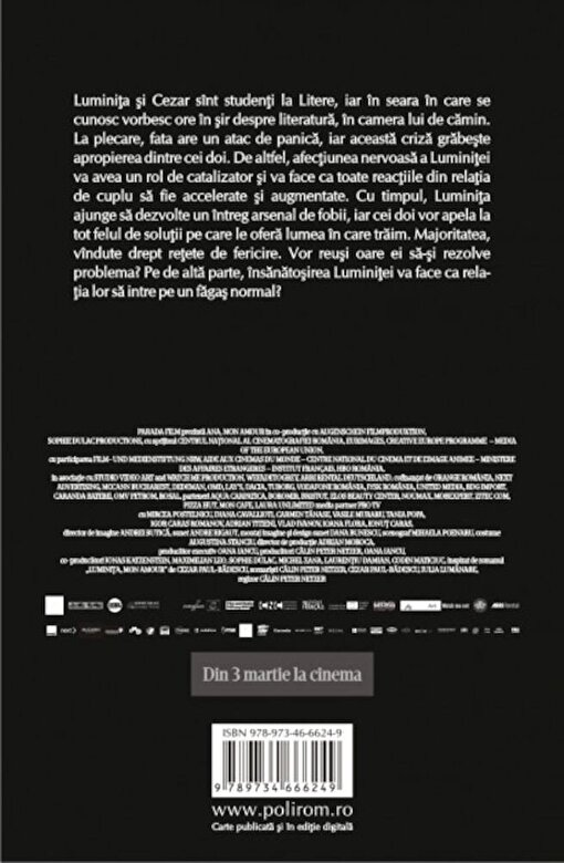 Cezar Paul-Badescu - Luminita, mon amour (Editie limitata) -