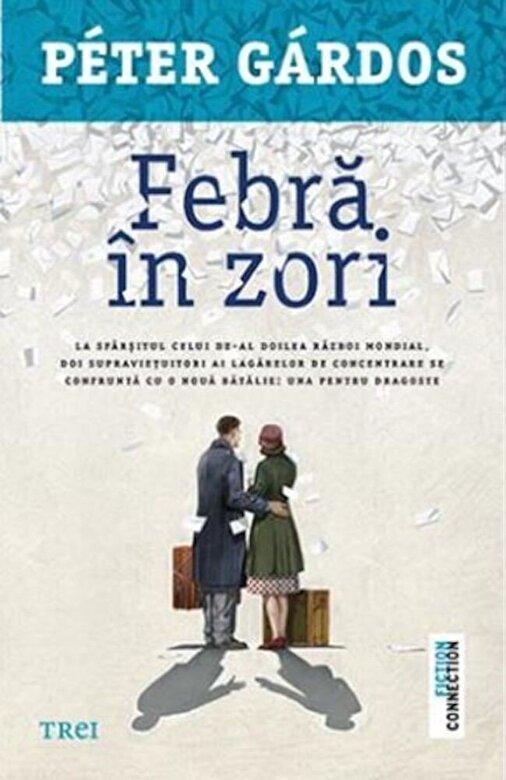 Peter Gardos - Febra in zori -