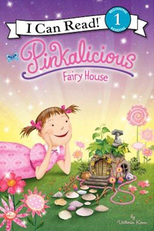 Victoria Kann - Pinkalicious: Fairy House, Hardcover -