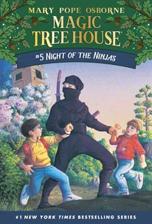 Mary Pope Osborne - Night of the Ninjas, Paperback -