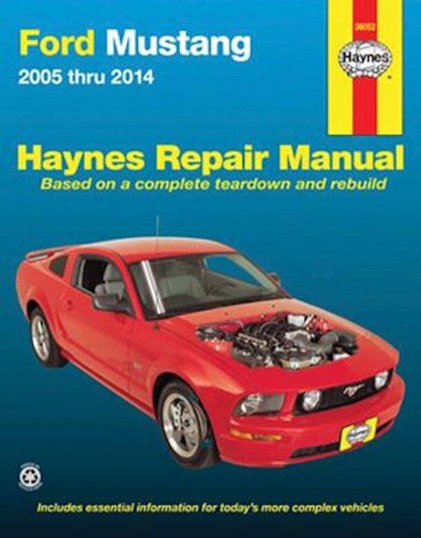 Editors of Haynes Manuals - Ford Mustang 2005 Thru 2014, Paperback -