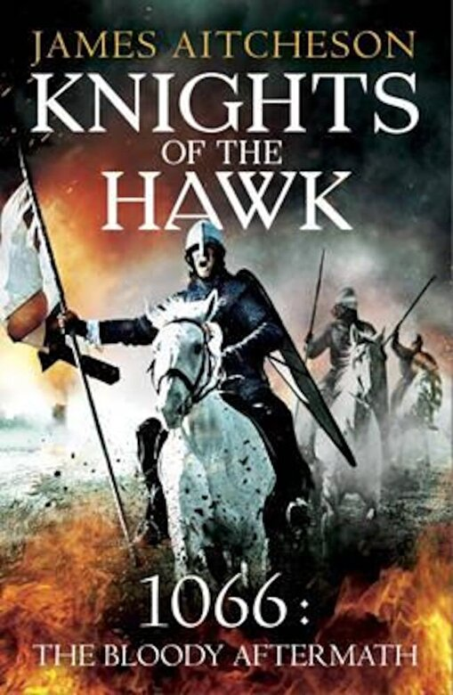 James Aitcheson - Knights of the Hawk, Paperback -