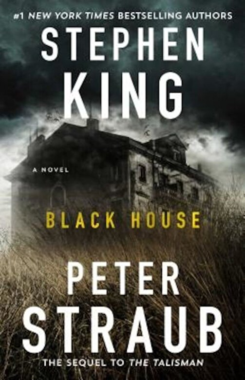 Stephen King - Black House, Paperback -