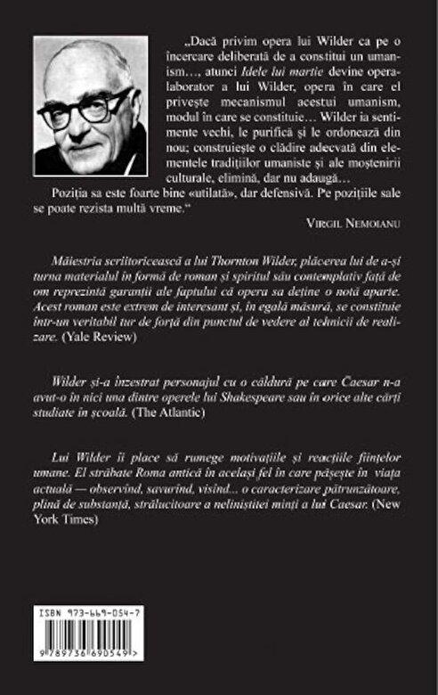 Thornton Wilder - Idele lui martie -