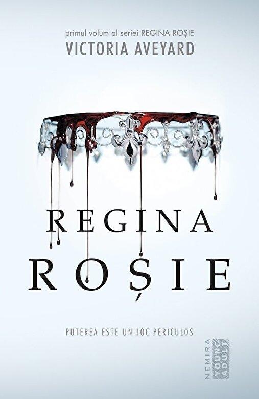 Victoria Aveyard - Regina rosie, Regina Rosie, Vol. 1 -