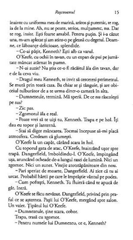 J.P. Donleavy - Roscovanul. Clasici moderni -