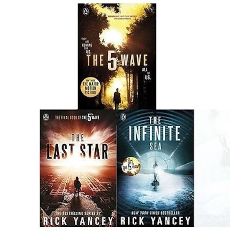Rick Yancey - The 5th Wave Collection -