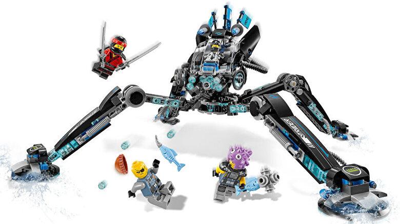 LEGO - LEGO Ninjago Movie, Paianjen de apa 70611 -