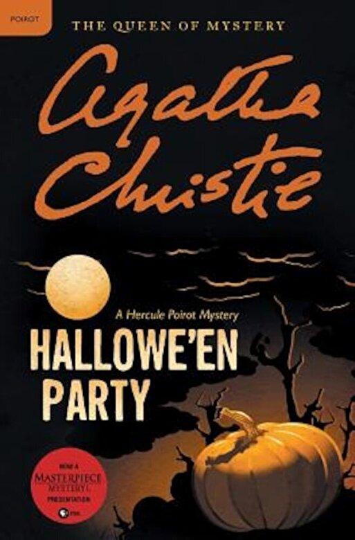 Agatha Christie - Hallowe'en Party: A Hercule Poirot Mystery, Paperback -