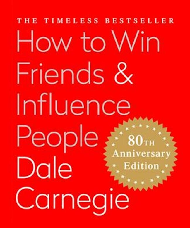 Dale Carnegie - How to Win Friends & Influence People (Miniature Edition): The Only Book You Need to Lead You to Success, Hardcover -