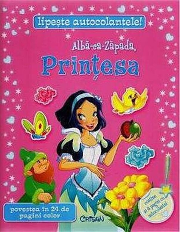 *** - Alba ca Zapada, Printesa. Editia 2014 -