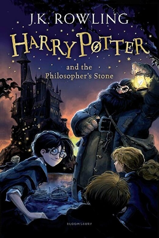 J.K. Rowling - Harry Potter and the Philosopher's Stone -