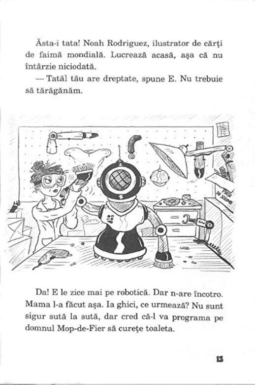 James Patterson, Chris Grabenstein - Robotii din familia mea.  Vol.2: Robotii o iau razna -