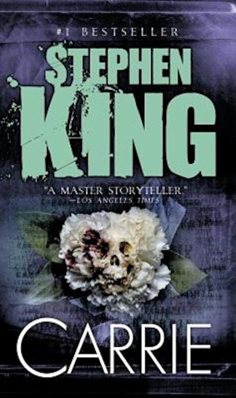 Stephen King - Carrie, Paperback -