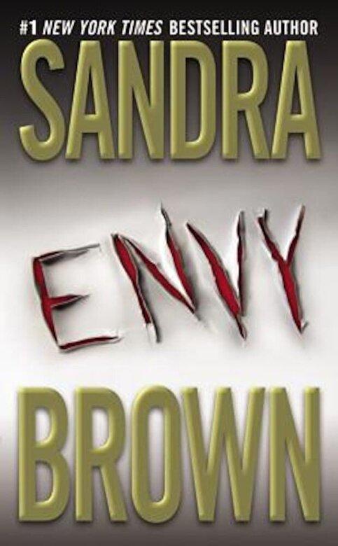 Sandra Brown - Envy, Paperback -