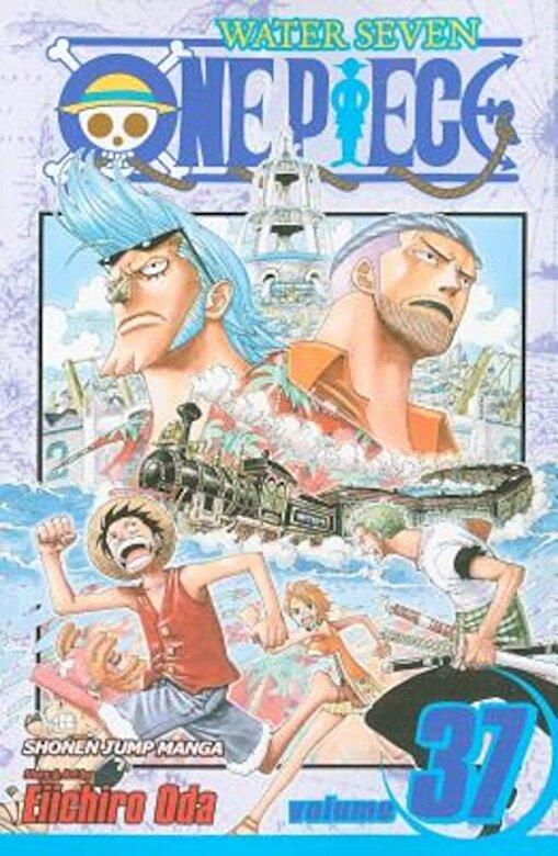 Eiichiro Oda - One Piece, Volume 37, Paperback -