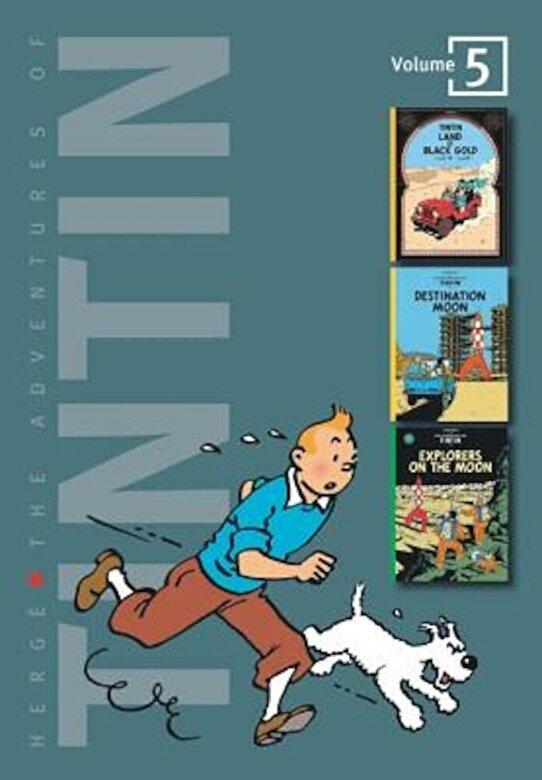 Herge - The Adventures of Tintin: Volume 5, Hardcover -