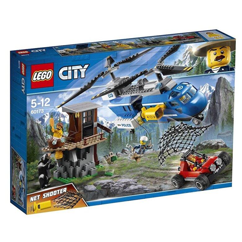 LEGO - LEGO City, Arest pe munte 60173 -