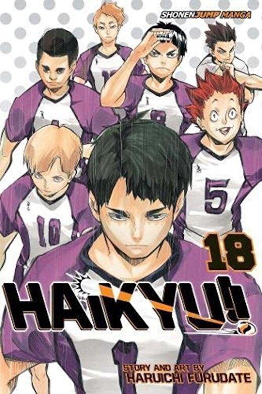 Viz Media - Haikyu!!, Vol. 18, Paperback -