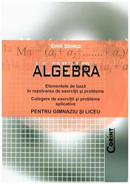 Emil Stoica - Algebra -
