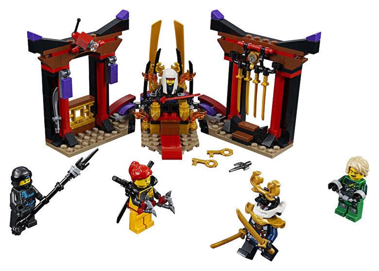 LEGO - LEGO Ninjago, Confruntarea din sala tronului 70651 -