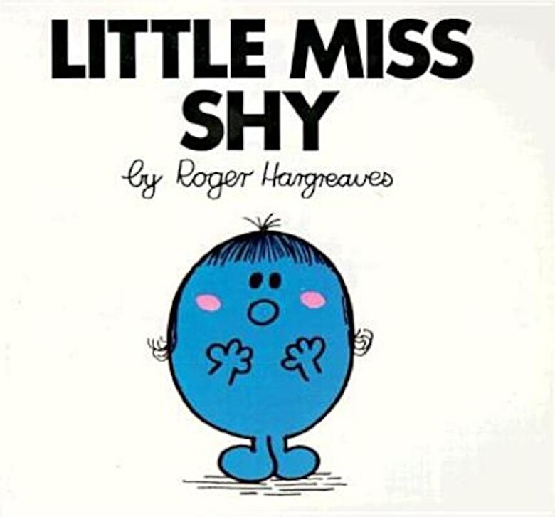 Roger Hargreaves - Little Miss Shy, Paperback -