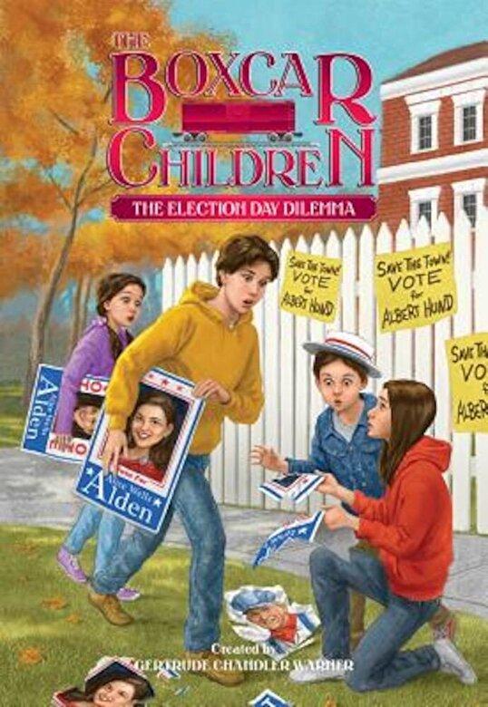 Gertrude Chandler Warner - The Election Day Dilemma, Paperback -