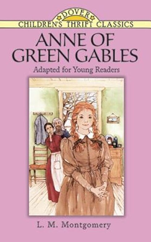 L. M. Montgomery - Anne of Green Gables, Paperback -