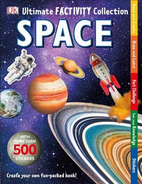 DK - Ultimate Factivity Collection: Space, Paperback -