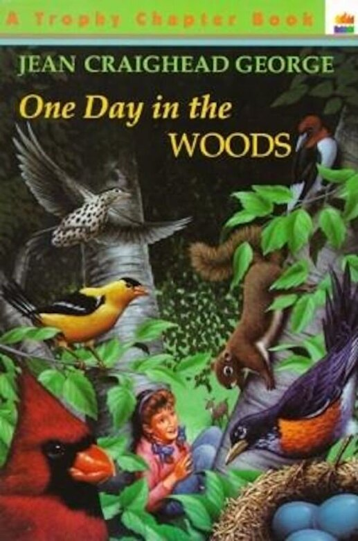 Jean Craighead George - One Day in the Woods, Paperback -