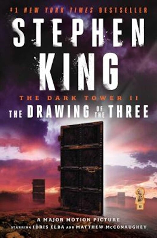Stephen King - The Dark Tower II: The Drawing of the Three, Paperback -