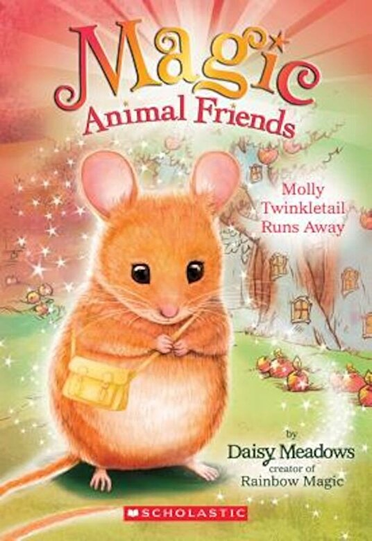 Daisy Meadows - Molly Twinkletail Runs Away (Magic Animal Friends #2), Paperback -