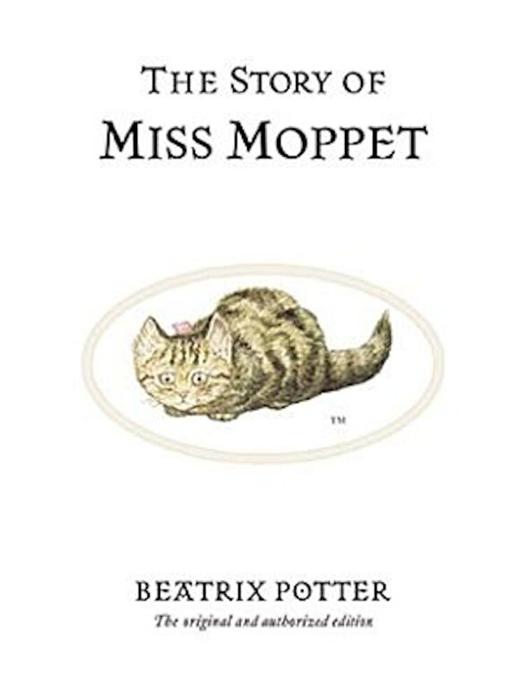 Beatrix Potter - The Story of Miss Moppet, Hardcover -
