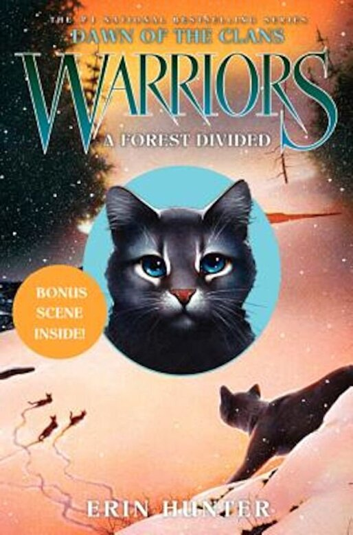 Erin Hunter - Warriors: Dawn of the Clans #5: A Forest Divided, Hardcover -