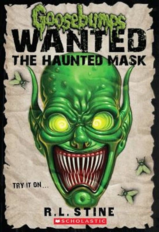 R. L. Stine - The Haunted Mask, Paperback -