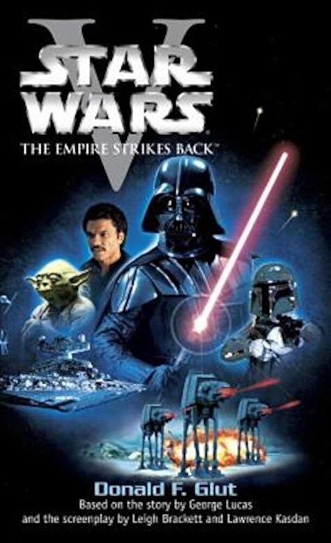Donald F. Glut - The Empire Strikes Back: Star Wars: Episode V, Paperback -