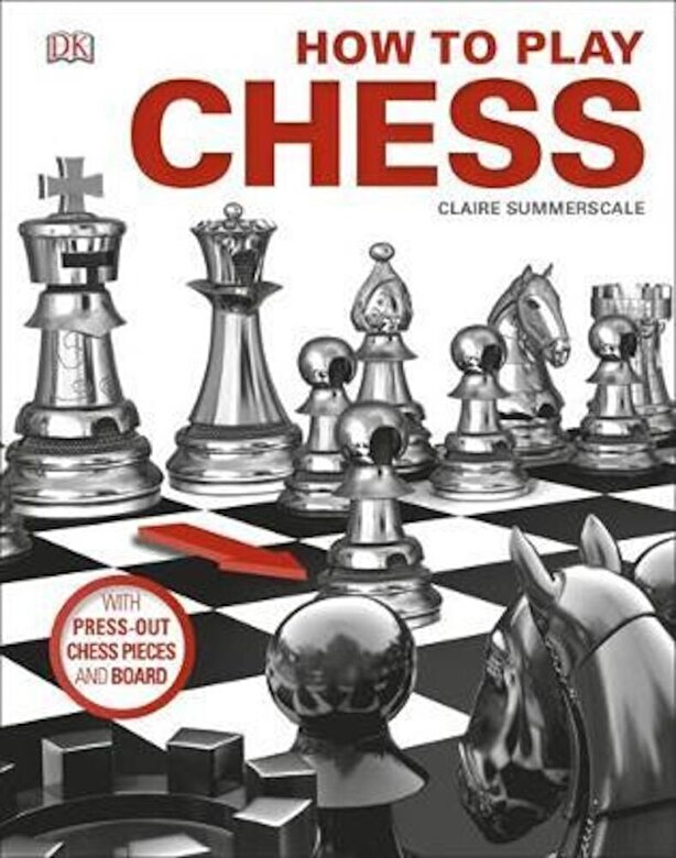 DK - How to Play Chess, Hardcover -