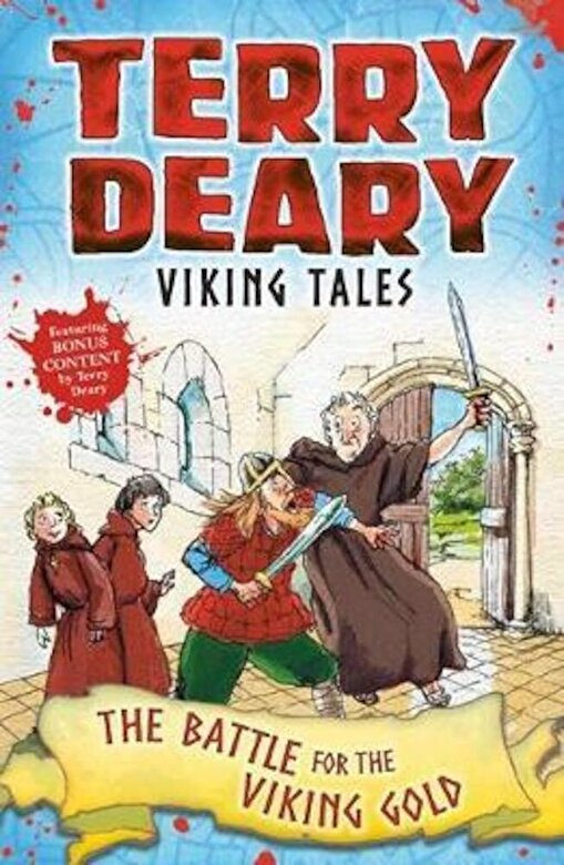 Terry Deary - Viking Tales: The Battle for the Viking Gold, Paperback -