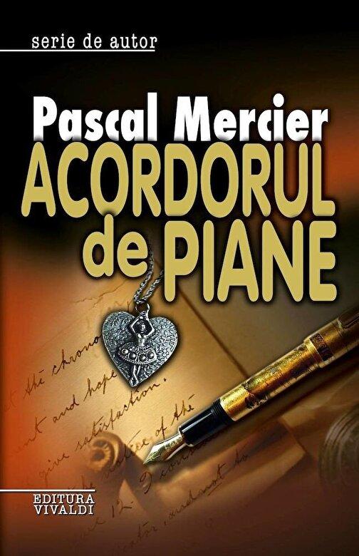 Pascal Mercier - Acordorul de piane -