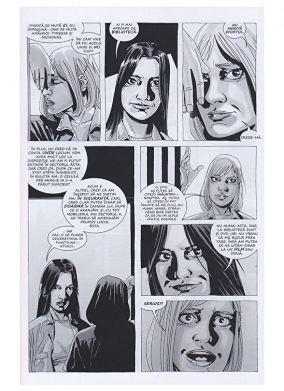 Robert Kirkman - Revista The Walking Dead, Nr. 26 -