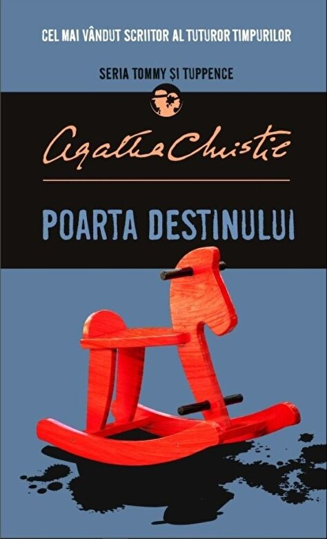 Agatha Christie - Poarta destinului (Tommy si Tuppence) -