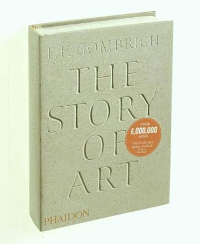 E. H. Gombrich - The Story of Art, Hardcover -