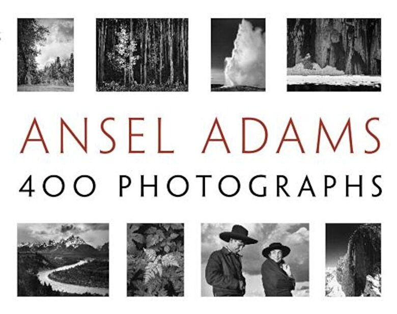 Ansel Adams - Ansel Adams: 400 Photographs, Paperback -