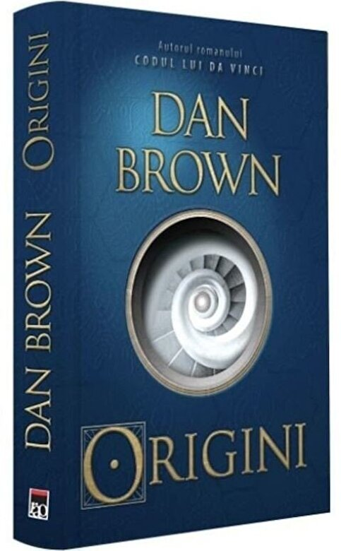 Dan Brown - Origini -
