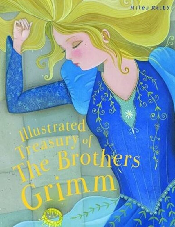 *** - Illustrated Treasury Brothers Grimm -
