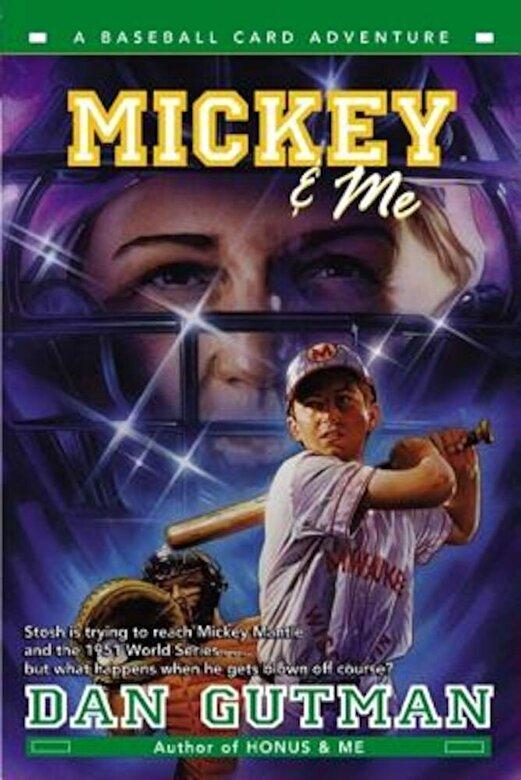 Dan Gutman - Mickey & Me, Paperback -