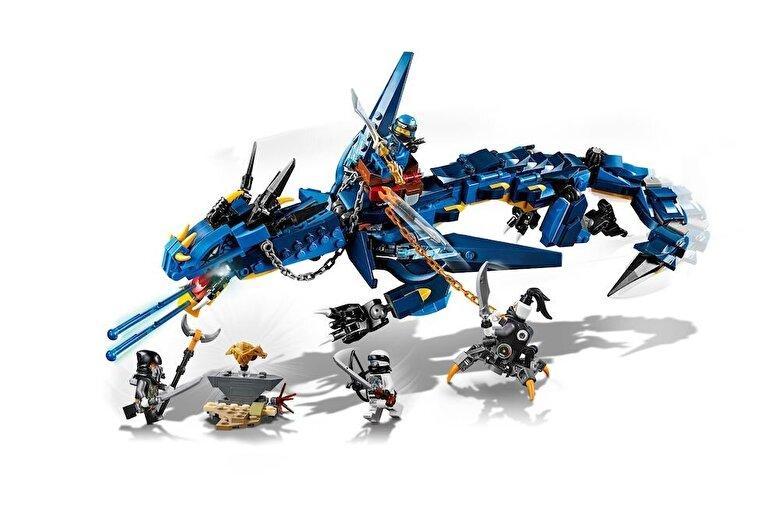 LEGO - LEGO Ninjago, Stormbringer 70652 -