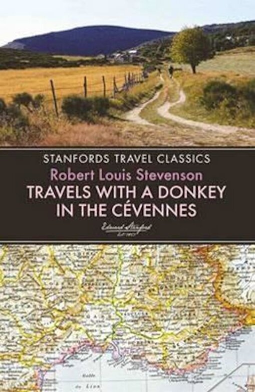 Robert Louis Stevenson - Travels with a Donkey in the Cevennes, Paperback -