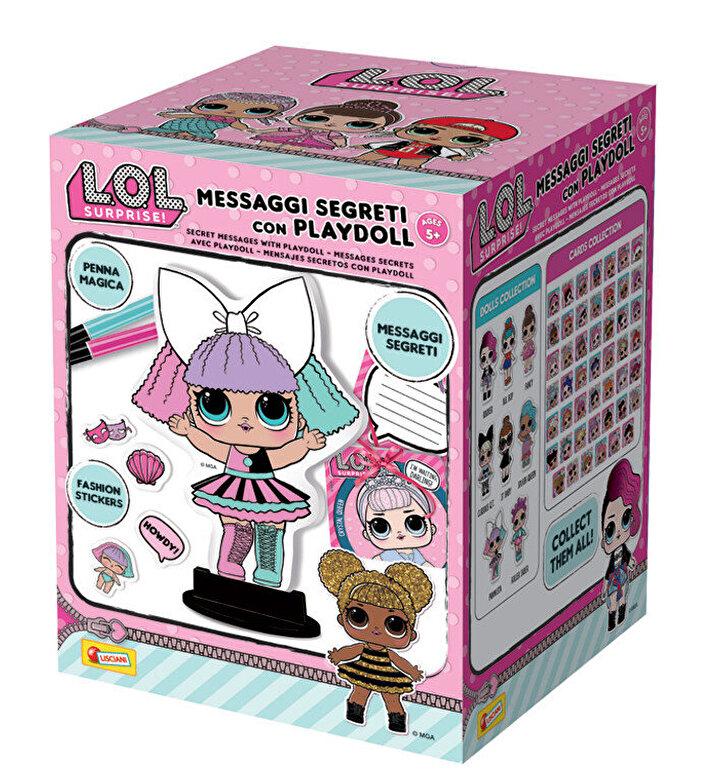 LOL - LOL Surprise - Set mesaje secrete -